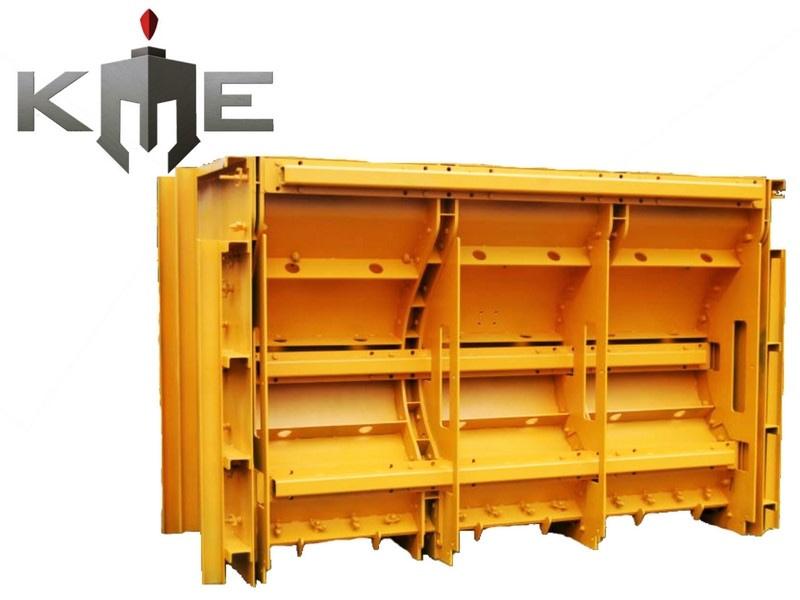 Sea Defence Steel mold