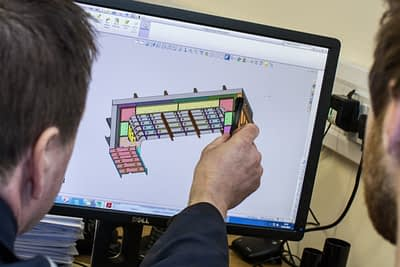 KME Steelworks Design Services