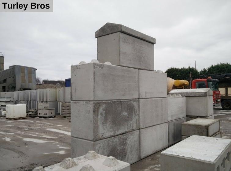 Lego Block Concrete Product