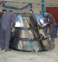 Steel Fabrication Services Northern Ireland