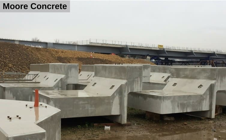 Parapet Steel mould