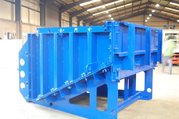 Precast Concrete Steel Mould Headwall