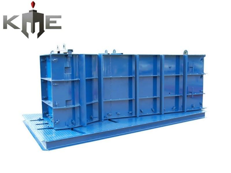 A-Wall Steel mould for Precast Concrete