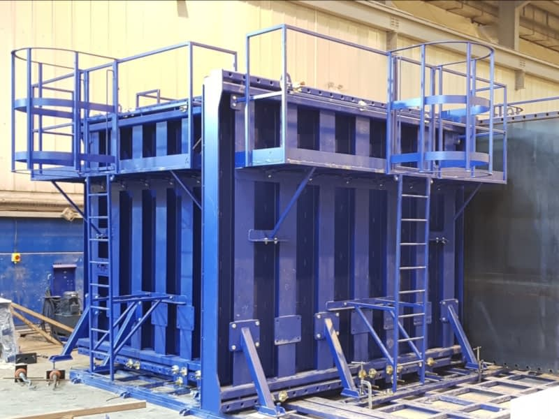 Lift Shaft Mould