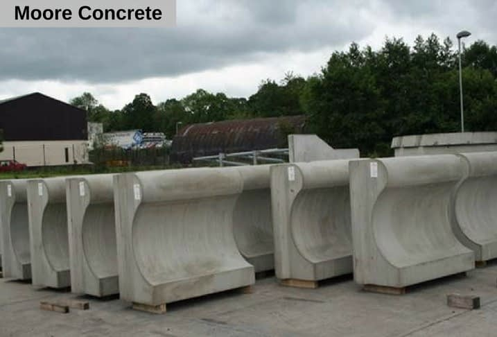 Pipe Weight moulds for precast concrete