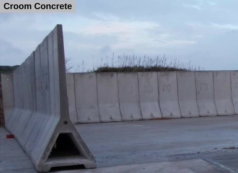 A-Wall concrete product manufactured from KME-Steelworks Steel Mould