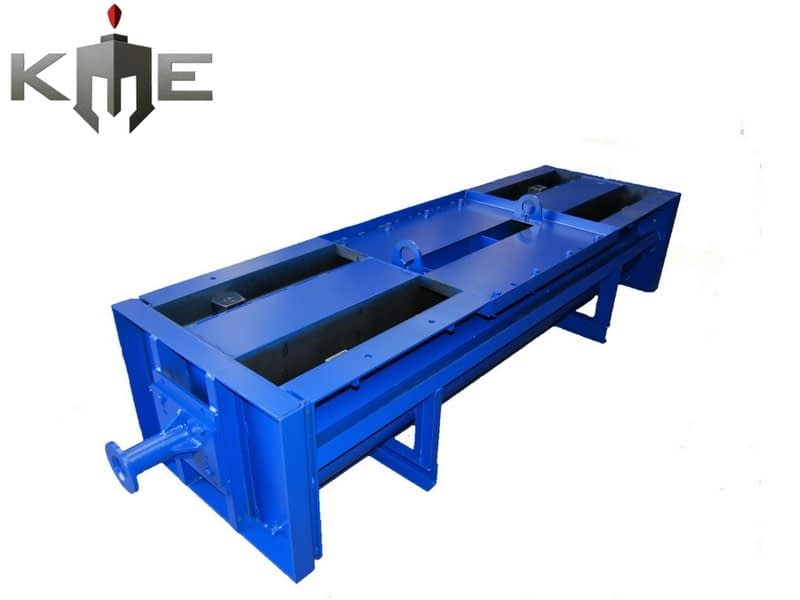 Pedestrian Barrier Steel Mould
