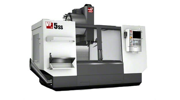 VF5 Hass Machining Centre