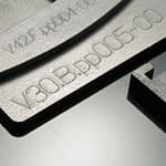 Etched Part Numbers