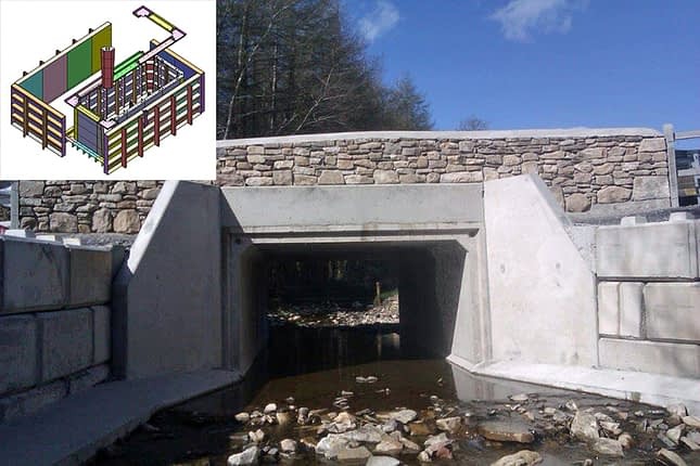 Steel Precast Concrete Moulds